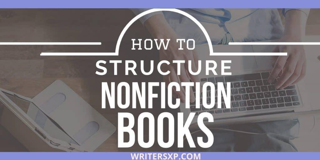 structure non fiction book